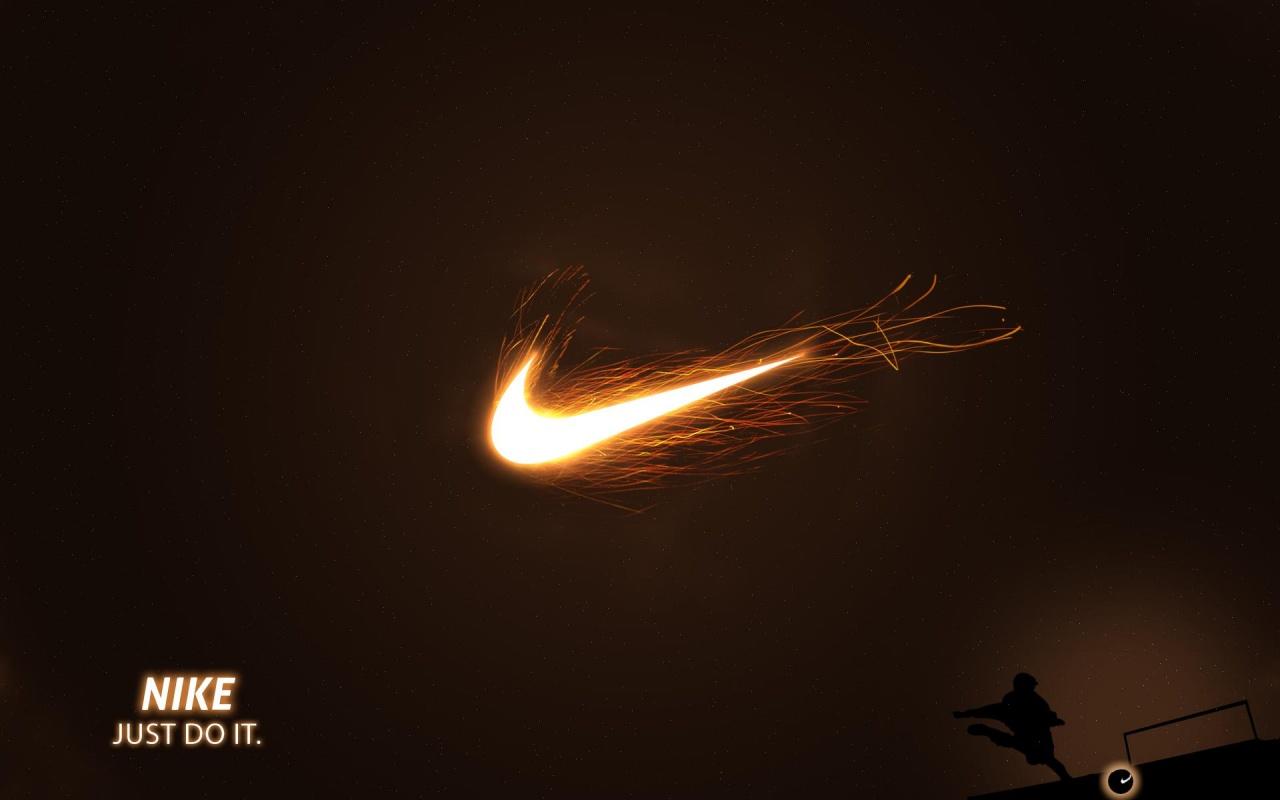 2a9e9fda36 Atualmente a Nike é marca referência no mundo dos esportes
